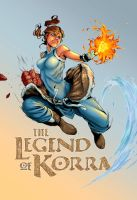 Legend of Korra by 2ngaw (COLORS) by carol-colors