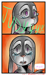 Tired Page Sixteen-Nick and Judy Comic- by CharlotteRay