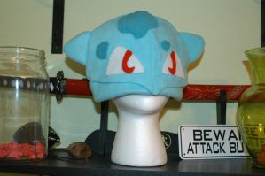 Bulbasaur Hat by 2shayster2