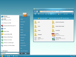 Vista Live pack for Windows XP by fediaFedia