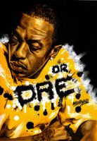 Dr DRE by maddrawings