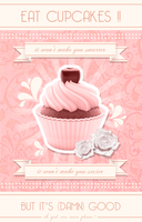 Eat Cupcakes by Eniotna