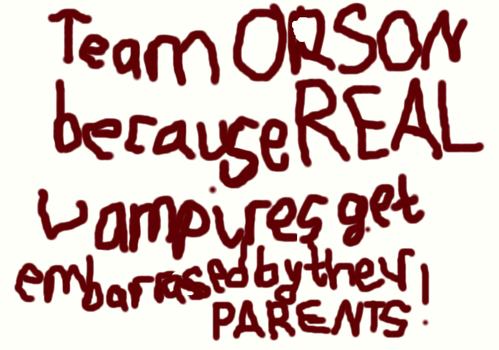 Team: Orson by astraofko35