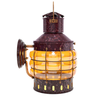 Ship Lamp PNG by LG-Design