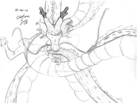 Shenlong otra vez by JokerLina403