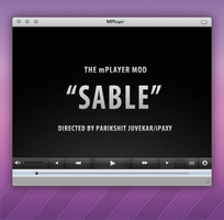 Sable for mPlayer WW by iPaxy