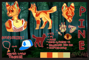 PINE official ref by F0REST-FRIGHTS