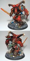 World Eaters Daemon Prince by Rob-Jedi