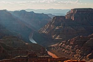 Grand Canyon Western End by RichardNohs