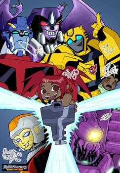 Bee In The City poster by MSipher