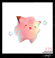 Clefairy ! Pokemon One a Day!