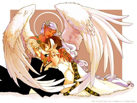 You Are My Angel by mosskat