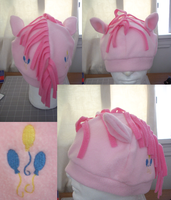 Pinkie Pie Hat by spotsandpatches