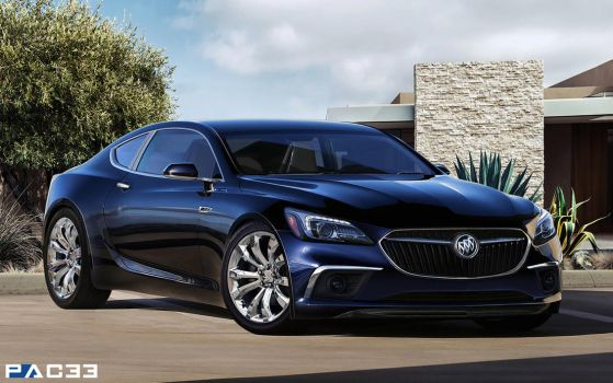 Buick Avista by pacee