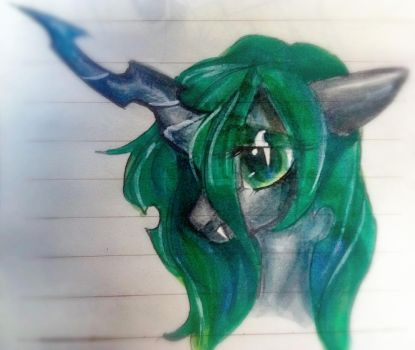 Chrysalis by GoldenRainyNight