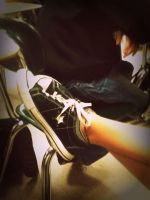 Converse... by AliveLove