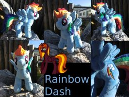 Rainbow Dash by Caleighs-World