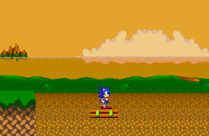 Ultimate Sonic Screen Shot 03 by triplesonicX