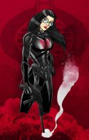 The Baroness by JohnJett