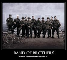 Band of Brothers by dirtbiker715