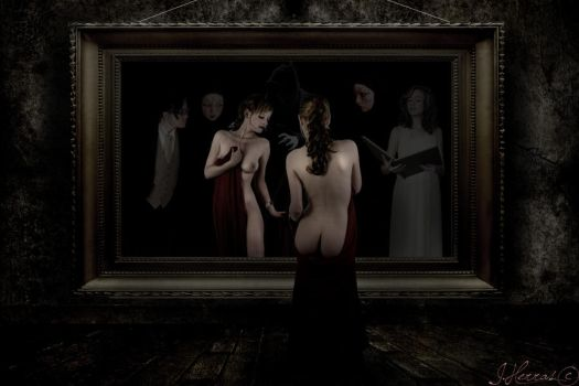 The Looking Glass Self by justdudel