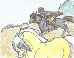 Contest Entery-SilverStallion- by Bandach