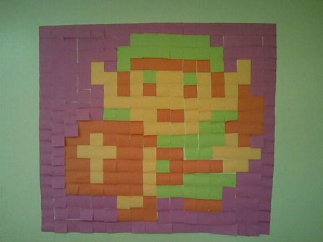 Post-it Link by notsotoasty