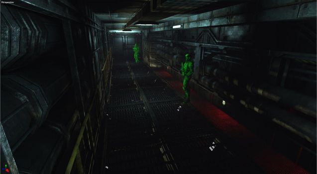 Containment Level Design H1 by f4ll3n-angel