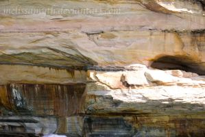 Pictured Rocks 5 by melissamyth