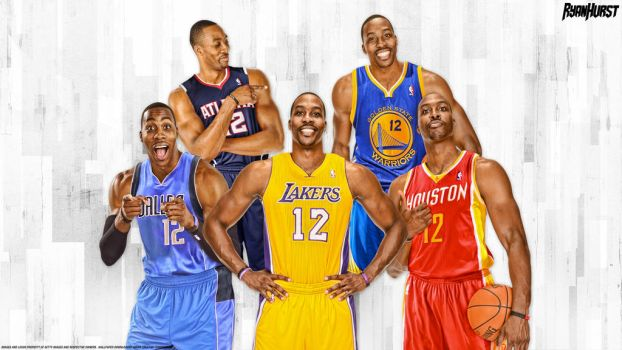Dwight Howard 'The Decision' by rhurst