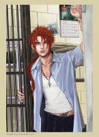 Reno - Prisoner no. 850115 by K-Koji