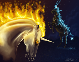 Rapidash vs Zebstrika