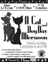 T-Town PAWS Event Flyer by polkadotkat