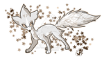Eule, the Demon Fox by JB-Pawstep