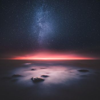 The Whole Universe Surrenders by MikkoLagerstedt