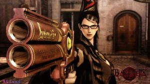 Bayonetta PS3Wallpaper 10 by NaughtyBoy83