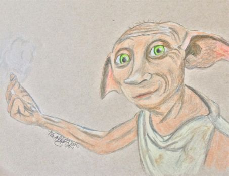 Dobby by UtterlyAbsurdBella
