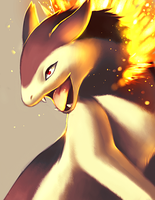 YOU FIRE ME UP by falvie