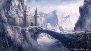 Fortress by NM-art