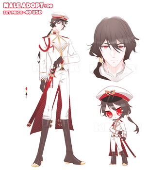 (SET PRICE CLOSE)MALE_ADOPT_09 by krianart
