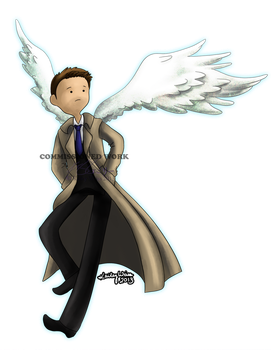 Cas commission by kairanya