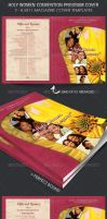 Holy Women Convention Program Cover Template by Godserv