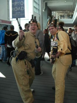NekoCon Photo 3 - Ghostbusters by CNCGB