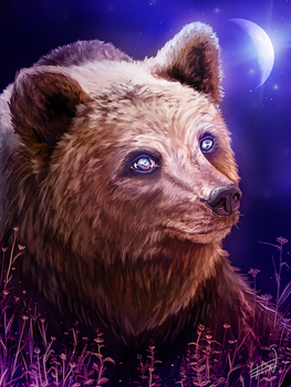 Bear by S1ghtly