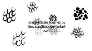 scales brushes by dark-dragon-stock