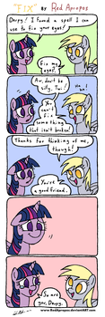 Fix by RedApropos