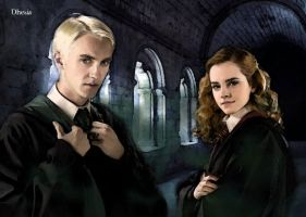 Dramione 12 by Dhesia