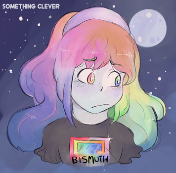 Bismuth and her Stars by somethingxtraclever