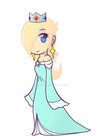 Rosalina (Puyo Puyo Version) by MrBowz