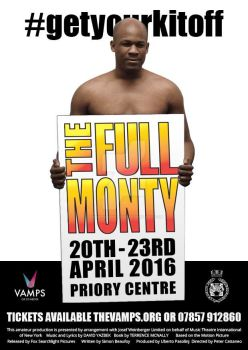 Fullmonty A6 Leaflet by timmoproductions